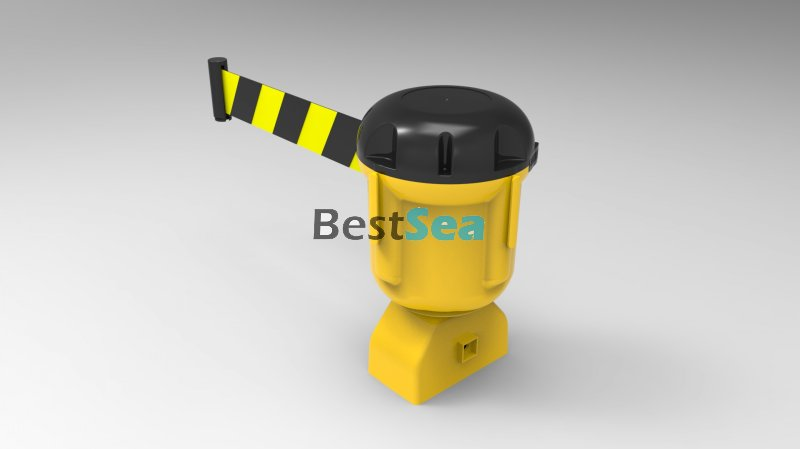9Meter T-Top Retractable Belt Topper - Safety Equipments