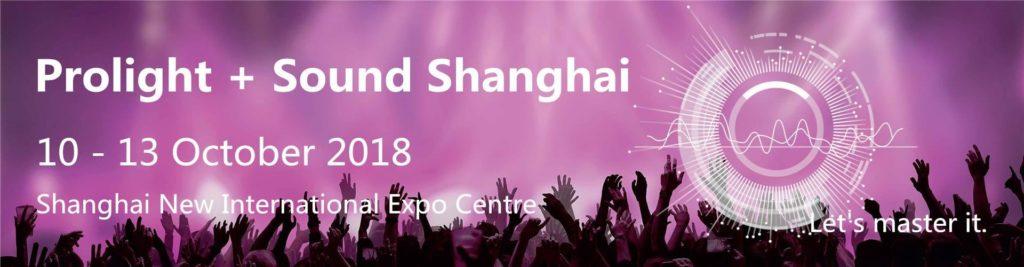 Prolight Sound Shanghai