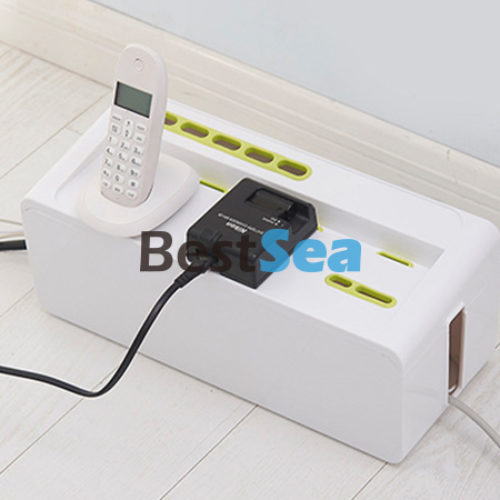 Multi-Function Cable Management Box